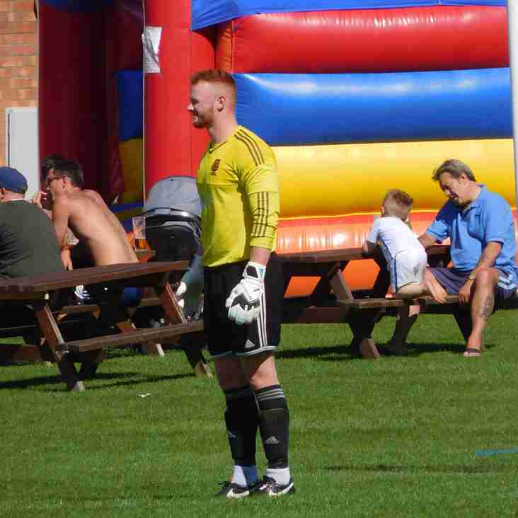 Wanderers host high flying Stowmarket Town at the Doucy on Saturday (kick off 3pm)