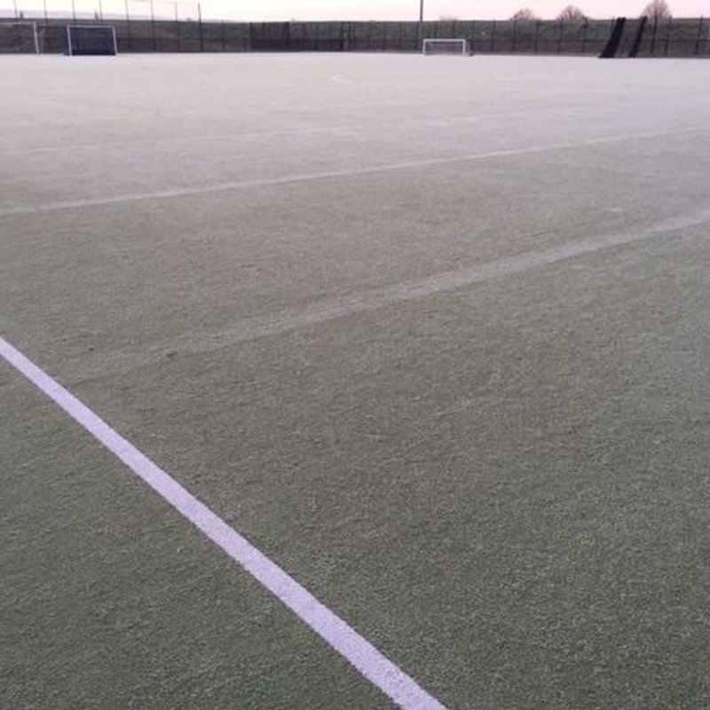 21Jan All games are off - pitch frozen
