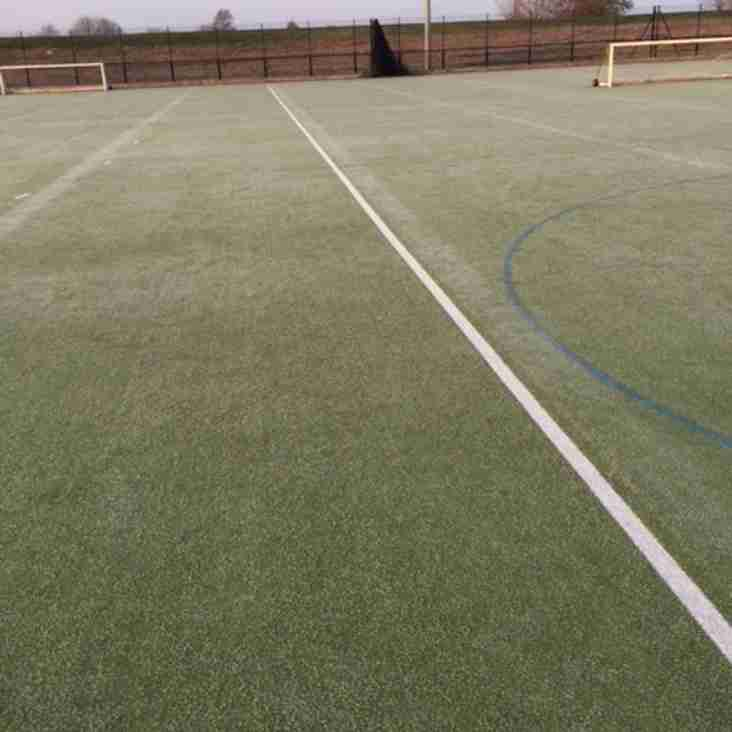 No Junior Hockey Saturday 3rd March and Sunday 4th March