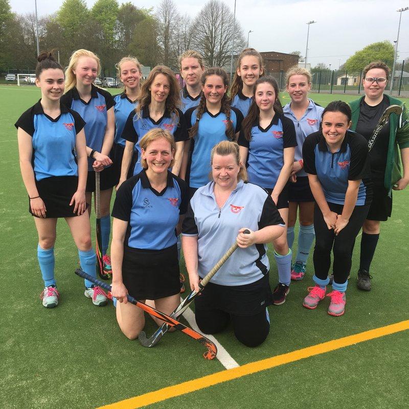 Ladies 3rd XI lose to Marlow Development 4 - 0