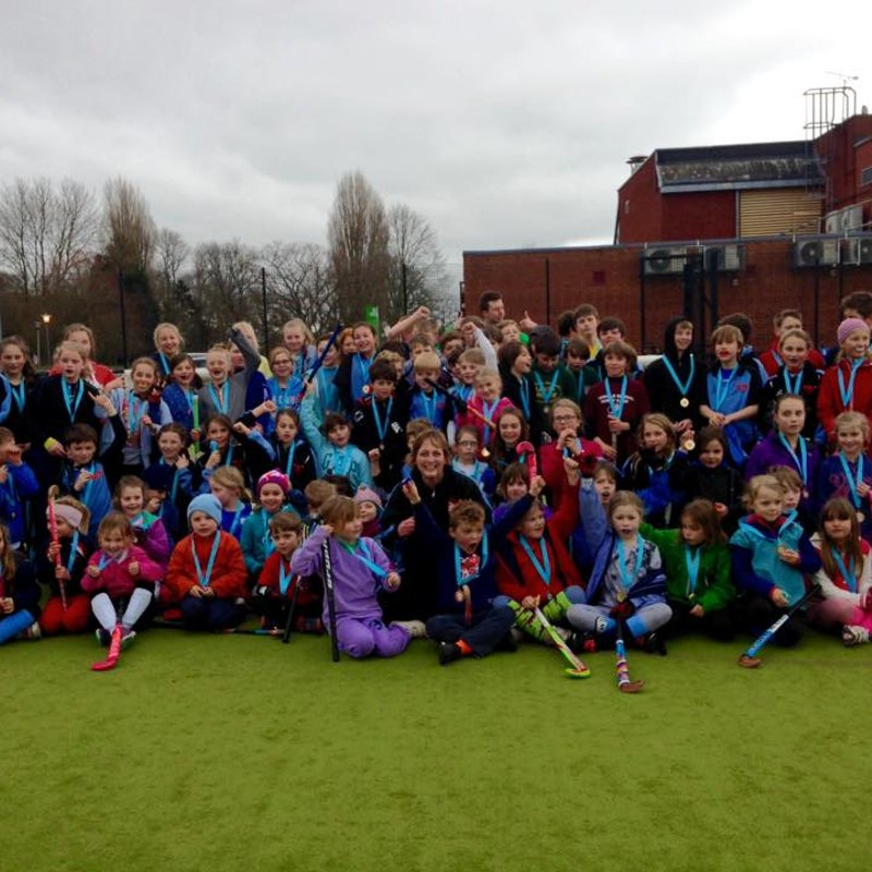 Thame HC on the rise