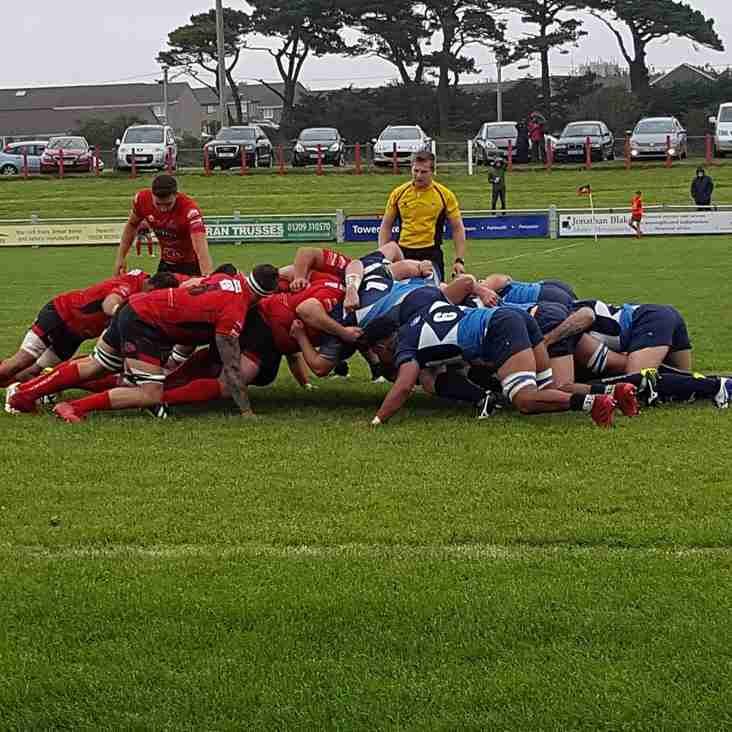 Redingensians Rams Face Redruth-less Competition