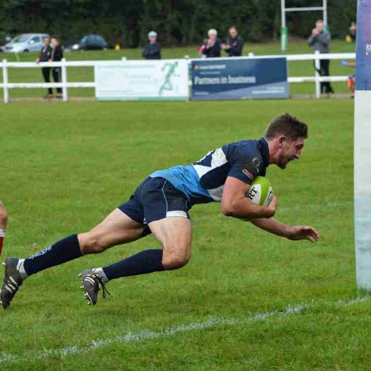 First Home Victory After Rams Break Barnstaple