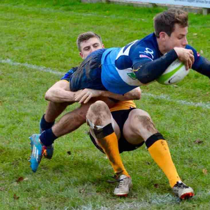 Canterbury Bring an End to Rams' Winning Streak