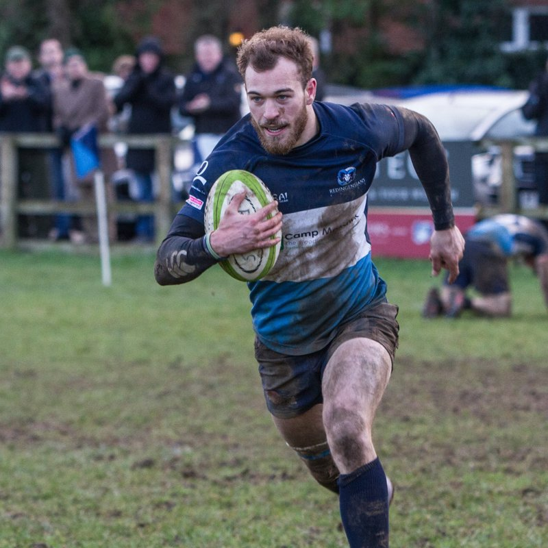 Redruth Reign Over Rams with 14-28 Victory
