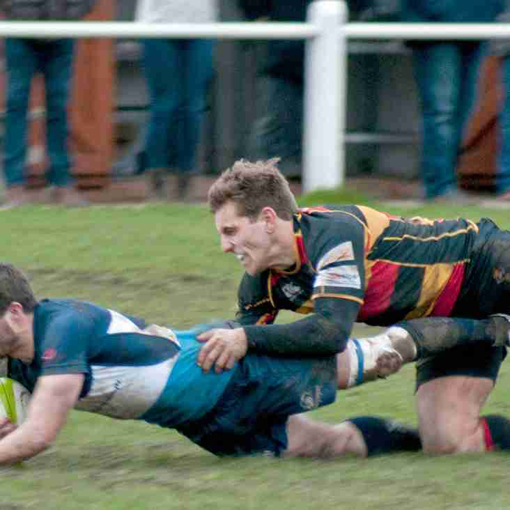 5 Points and 5 Consecutive Wins: Rams Burn Bright Over Cinderford
