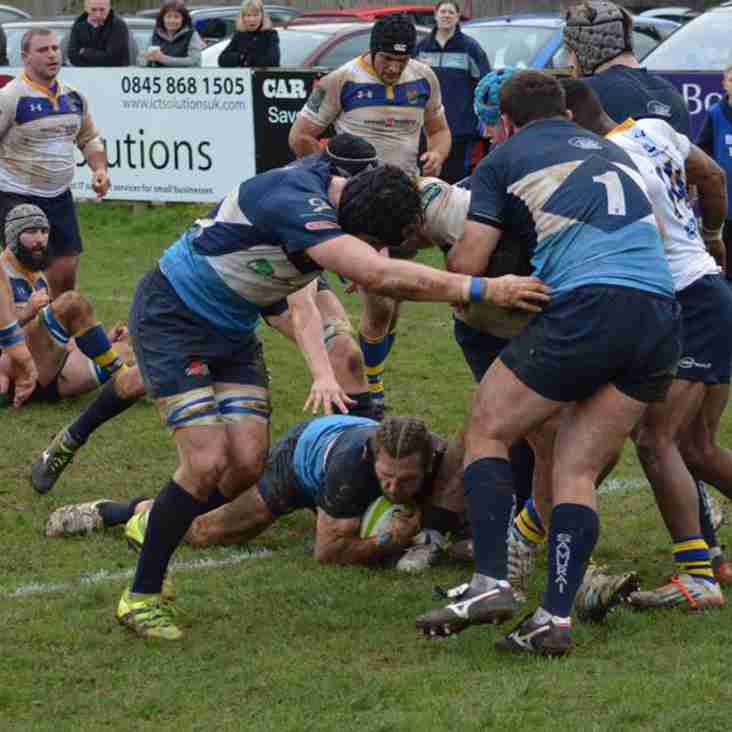 Old Elthamians Hold Back Redingensians Rams