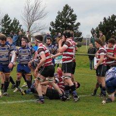 Driffield away 28-1-17