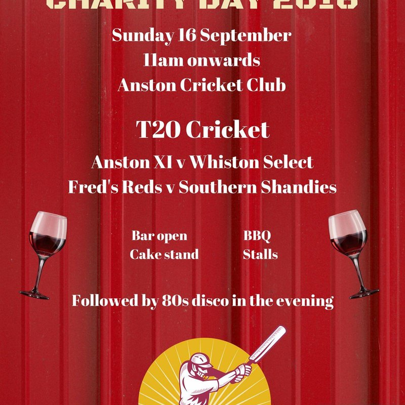 Fred Clarke Charity Day