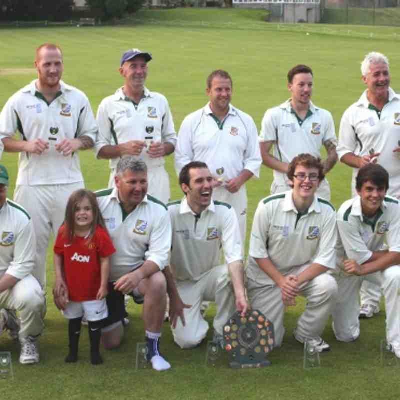 Hackney & Leigh Final 12 August 2012