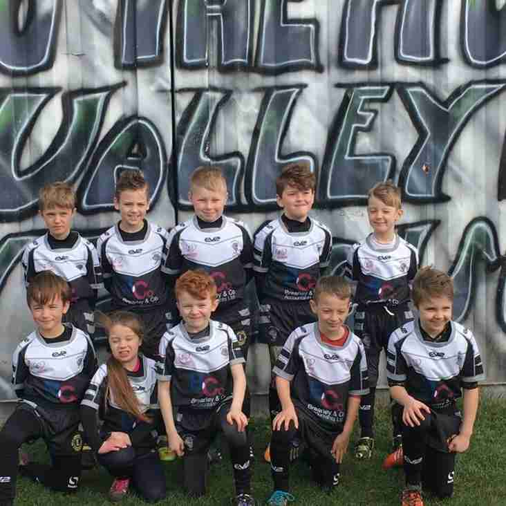 2017 Playing Kit for Under 8's