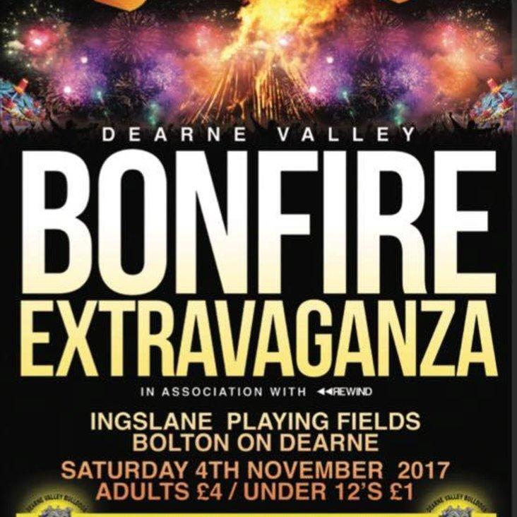 Bonfire 2017<