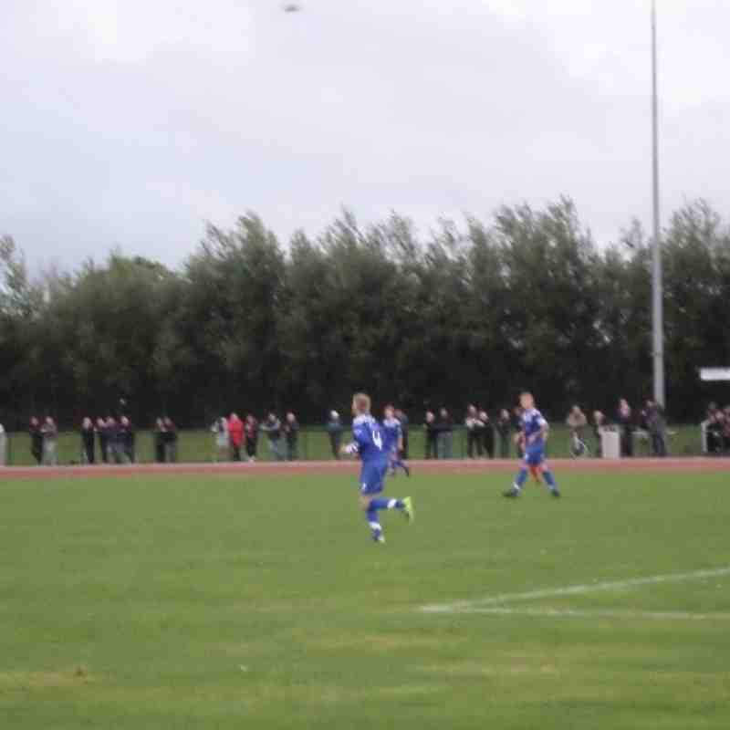 Litherland REMYCA Vs Widnes 13th August 2014