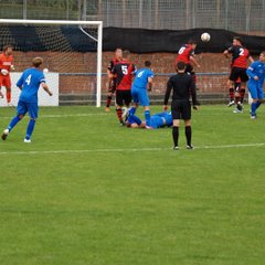 1st Team v Petersfield Town 17/09/16