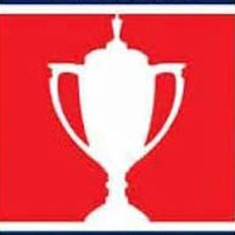This Saturday it's away in the BUILDBASE FA TROPHY