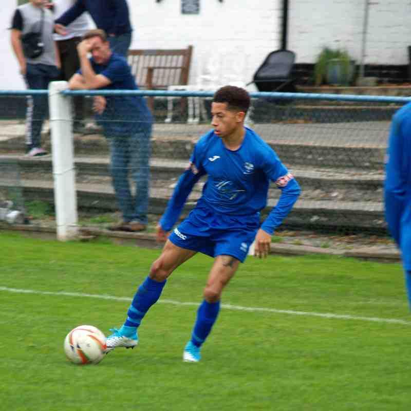 Marlow FC v Barton Rovers 14/10/17