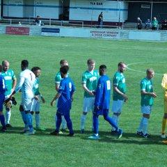MFC v Aylesbury United 090918