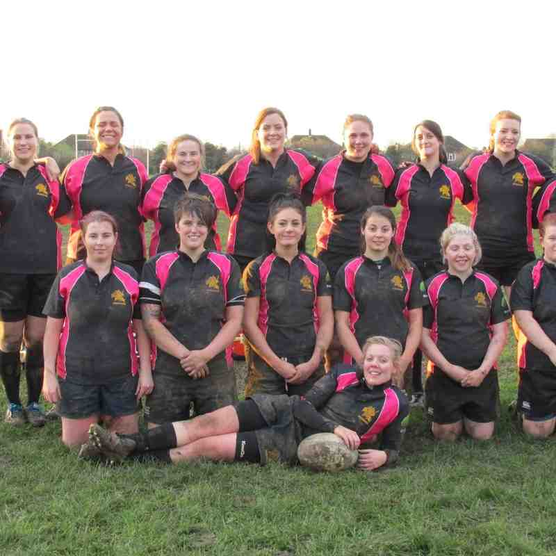 Hucclecote Ladies XV
