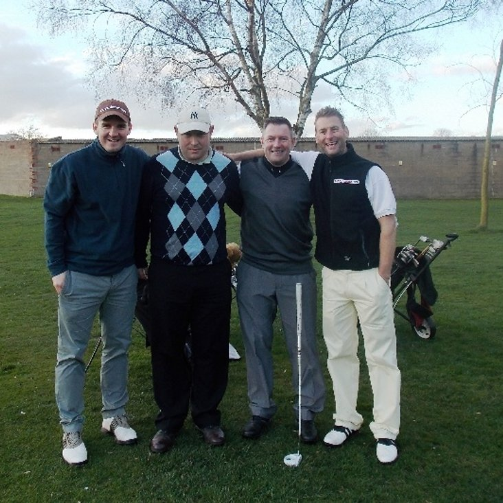 Lincoln United FC Golf Day<