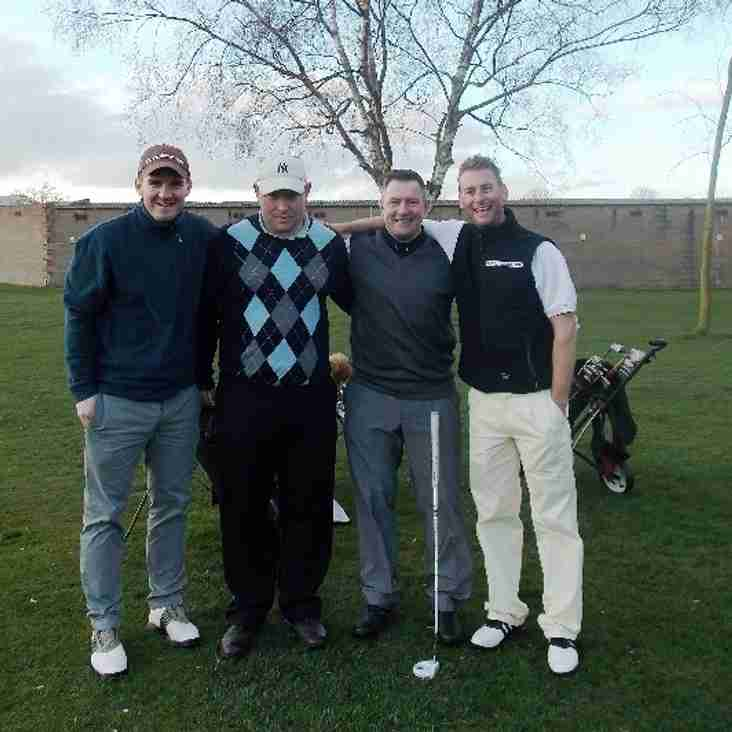 Lincoln United FC Golf Day