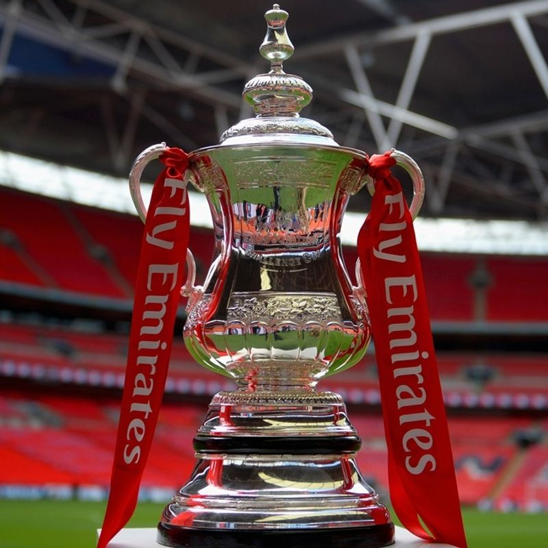 EXCITING TIES IN EMIRATES FA CUP THIS WEEKEND