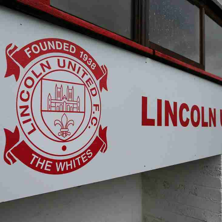 New signing at Lincoln United