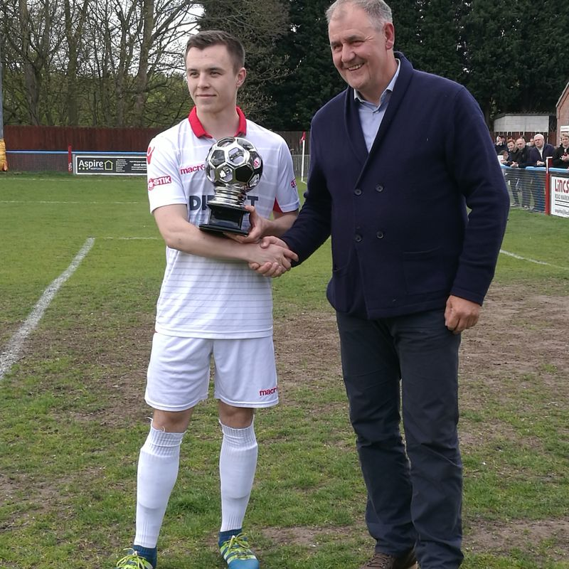 FANS PLAYER OF THE SEASON