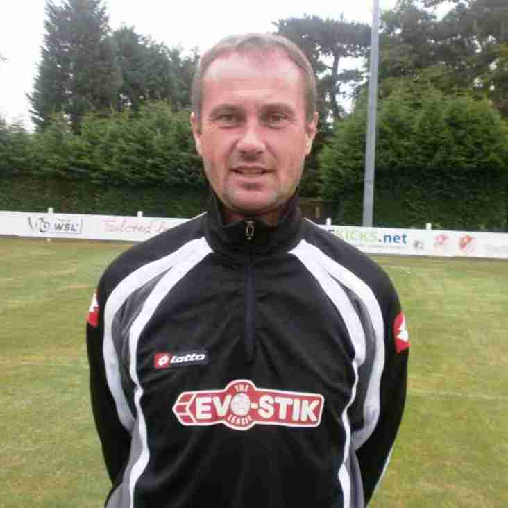 Under 21s Team Manager appointment
