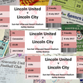 Lincoln City Tickets