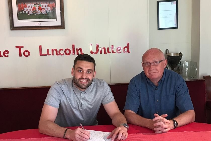Second New Signing Shows Intent