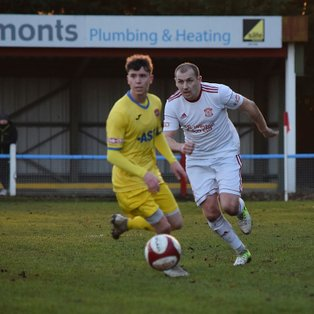 HAT-TRICK IN FIVE MINUTES SINKS THE WHITES