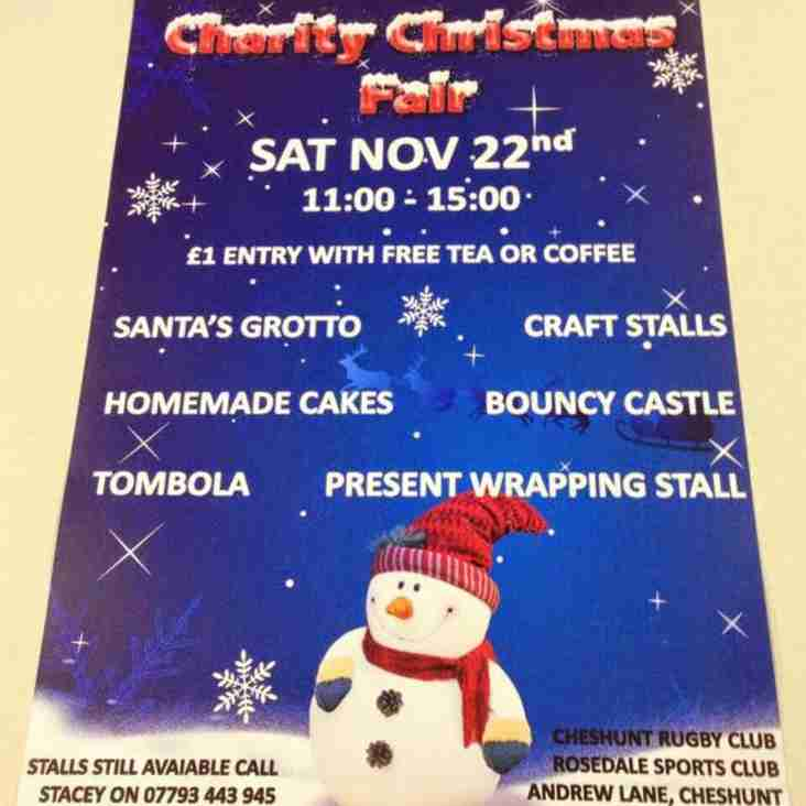 Charity Christmas Market