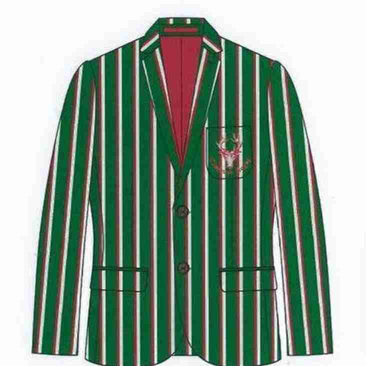 Last week to put your order in for club blazer