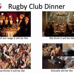 Senior Club Dinner