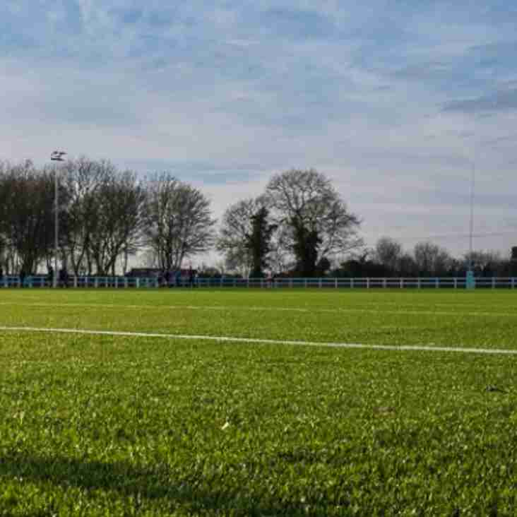 Cheshunt Rugby Club awarded new RFU 3G pitch