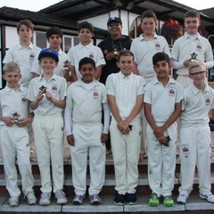 Warrington U12 v Bowden (Cup Final)