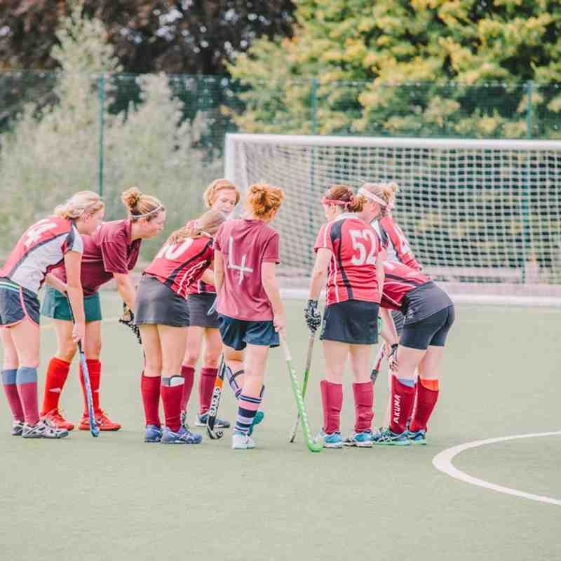 Ladies 3rd XI vs Atherstone 27.09.14