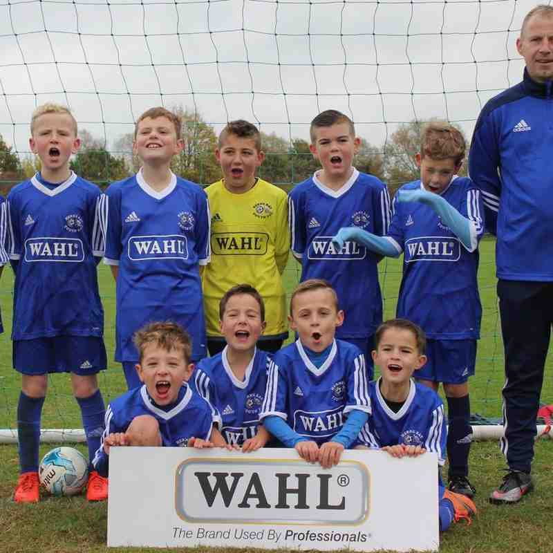 herne bay youth under 9s