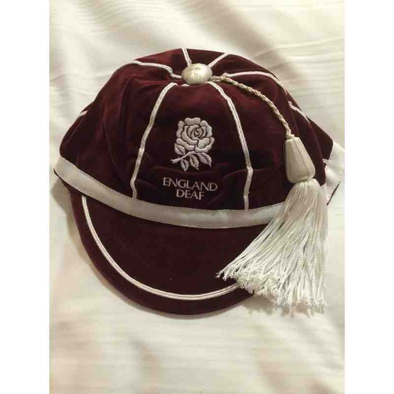 England Deaf Honorary Cap