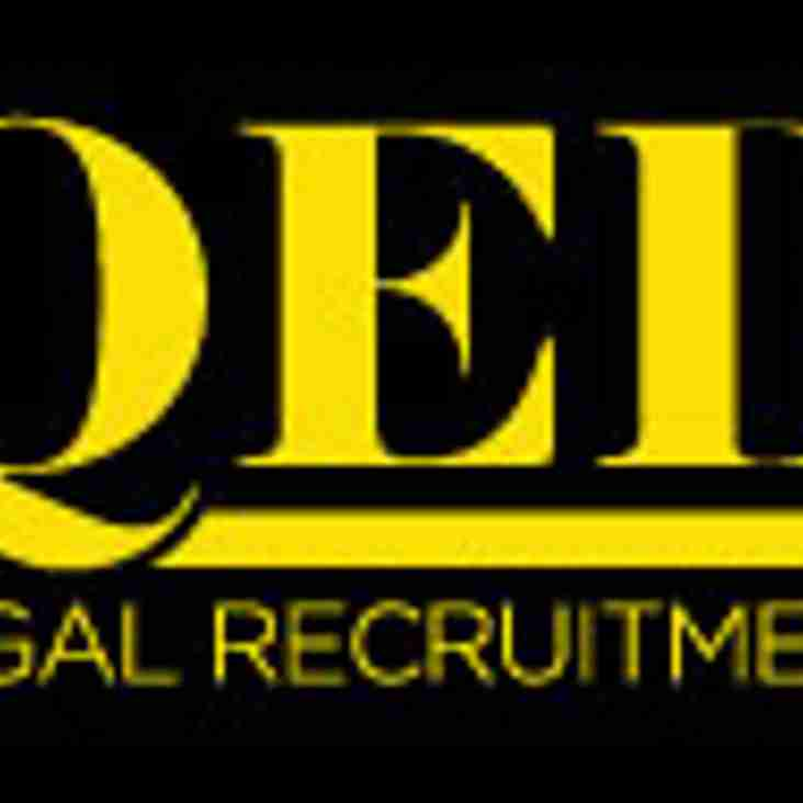 """It's all above board""...QED Legal Recruitment supports England Deaf Rugby"