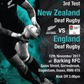 England Deaf prepare for the final test of the series.