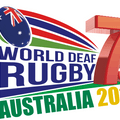 England Deaf attending  the first ever World Deaf Rugby 7's Tournament
