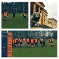 4 new Deaf/HoH Rugby players attend Open Session at Stowe School yesterday