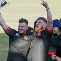 Men's Squad finally overcome oldest rivals