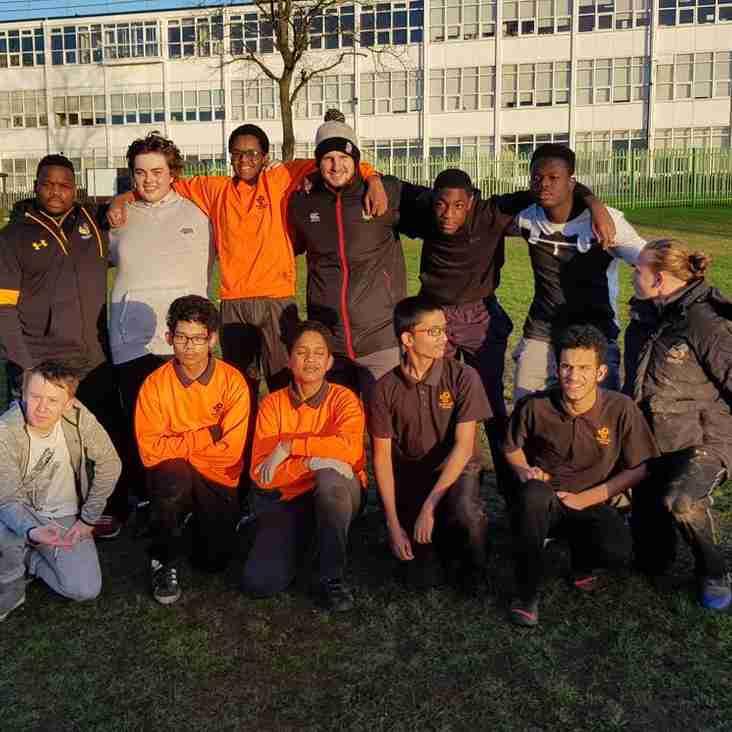 EDRU Captain visits Braidwood School for the Deaf