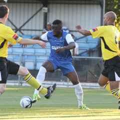 Akindayini Goal Sinks Leatherhead at the Death