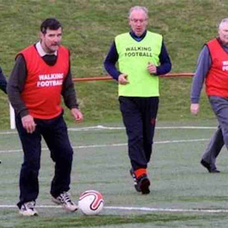 Walking Football Comes To AFC -TODAY