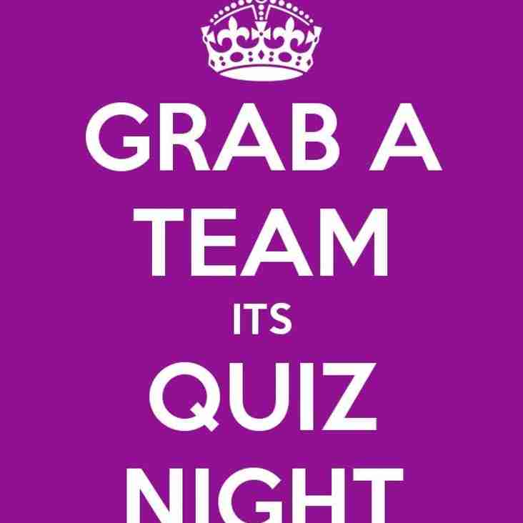 Tonight - It's Quiz Time