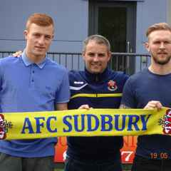 Godbold Makes Two New Signings