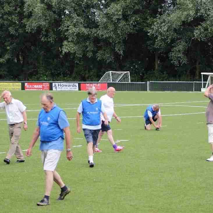 Walking Football Pictures